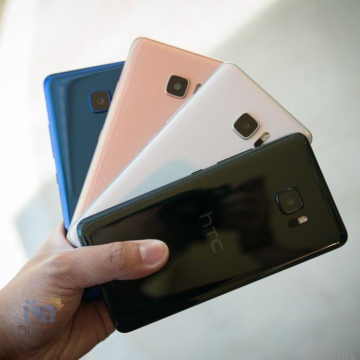 گوشی موبایل اچ تی سی مدل U Ultra ظرفیت ۶۴ گیگابایت موبایل مناسب بازی, موبایل مناسب عکاسی, موبایل مناسب عکاسی سلفی