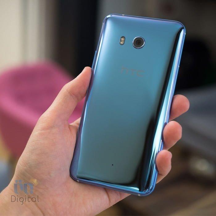 گوشی موبایل اچ تی سی مدل U11 ظرفیت ۶۴ گیگابایت موبایل دو سیم کارت, موبایل فبلت, موبایل مناسب بازی, موبایل مناسب عکاسی, موبایل مناسب عکاسی سلفی