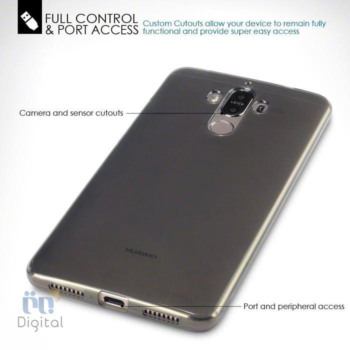 کاور محافظ ژله ای TPUمناسب برای گوشی هواوی مدل Mate 9 لوازم جانبی کاور و کیف