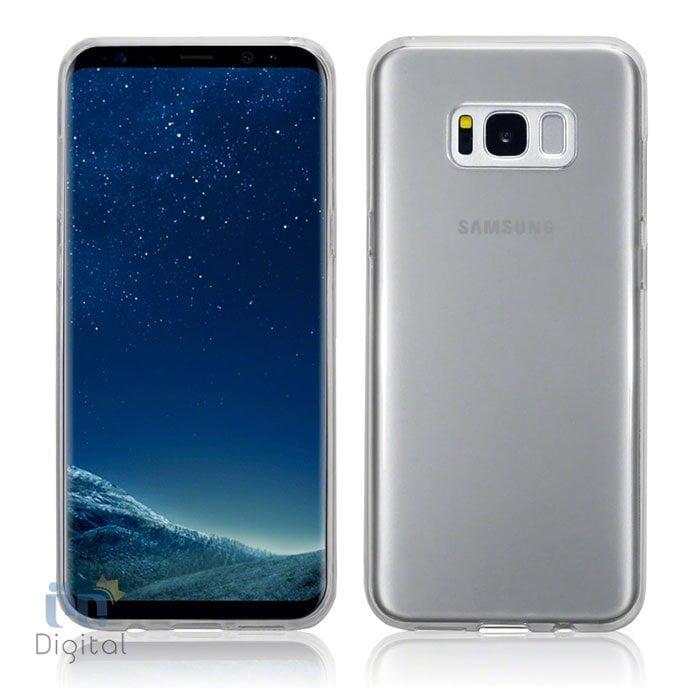 کاور محافظ ژله ای TPU مناسب برای گوشی سامسونگ مدل Galaxy S8 Plus