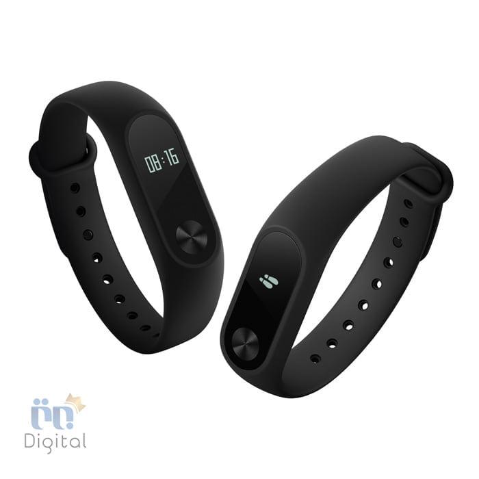 دستبند سلامتی شیائومی مدل Mi Band 2 ابزارهای پوشیدنی بند سلامتی