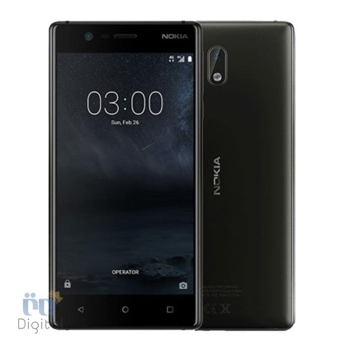 گوشی موبایل نوکیا مدل ۳ موبایل دو سیم کارت, موبایل مناسب عکاسی سلفی