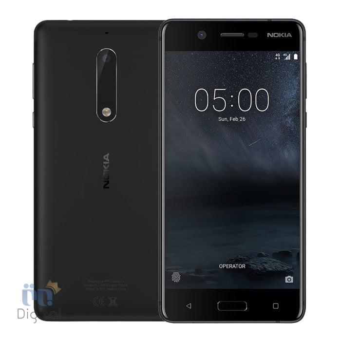 گوشی موبایل نوکیا مدل ۵ موبایل دو سیم کارت, موبایل مناسب عکاسی سلفی