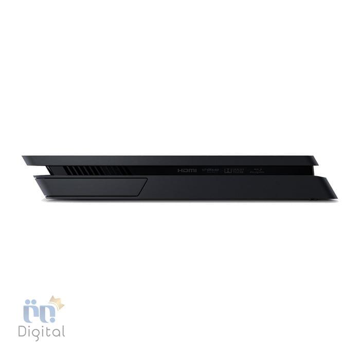کنسول سونی مدل PlayStation 4 Slim ظرفیت ۱ ترابایت دو دسته ریجن ۲