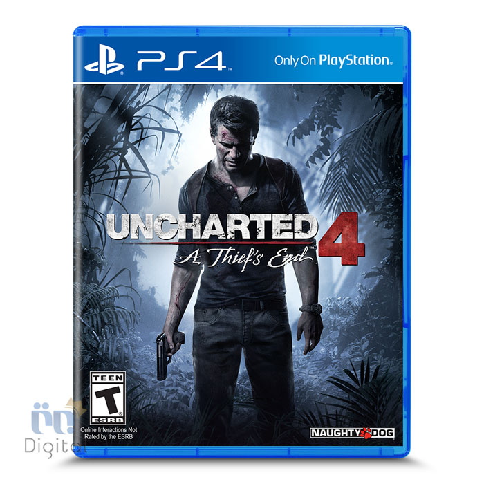 Uncharted 4: A Thief's End - کارکرده