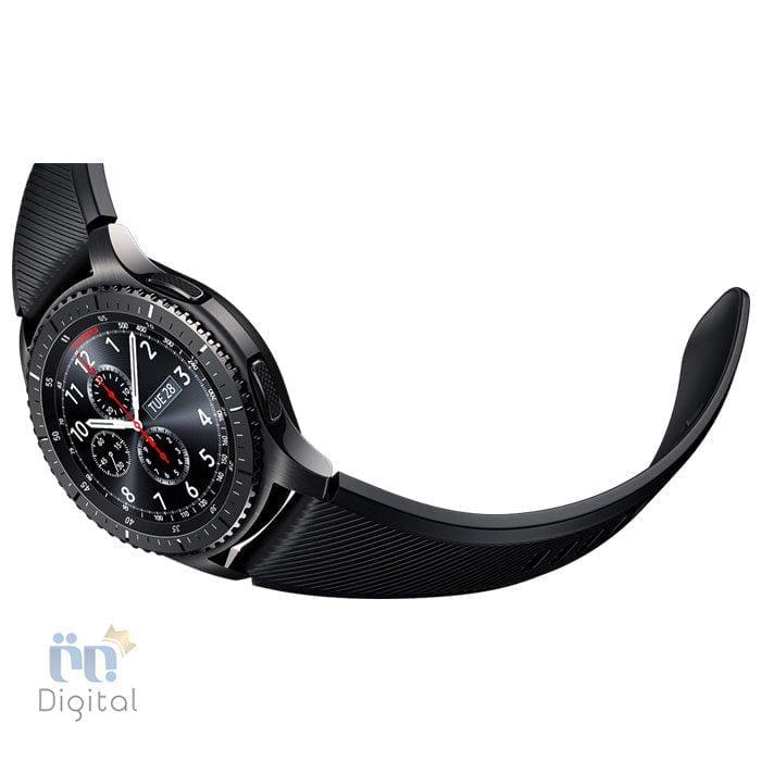 ساعت هوشمند سامسونگ مدل Gear S3 frontier ابزارهای پوشیدنی ساعت هوشمند