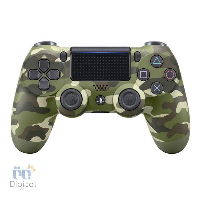 دسته بازی سونی مدل DualShock 4 رنگ Urban Camoflage لوازم جانبی کنسول بازی دسته بازی