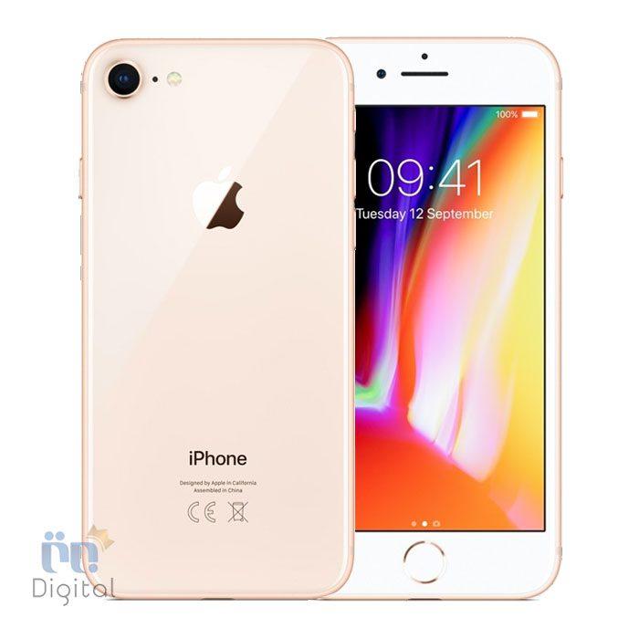 گوشی موبایل اپل مدل iPhone 8 ظرفیت ۶۴ گیگابایت موبایل مقاوم در برابر آب, موبایل مناسب بازی, موبایل مناسب عکاسی, موبایل مناسب عکاسی سلفی