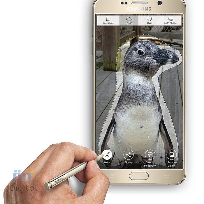 قلم گوشی سامسونگ مدل Galaxy Note 5 لوازم جانبی سایر لوازم