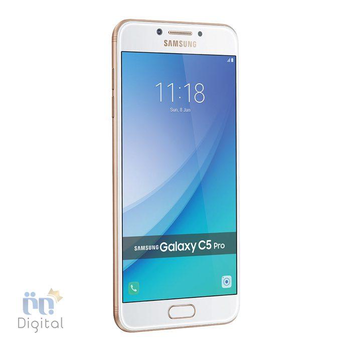 گوشی موبایل سامسونگ مدل Galaxy C5 Pro ظرفیت ۶۴ گیگابایت موبایل مناسب بازی, موبایل مناسب عکاسی, موبایل مناسب عکاسی سلفی