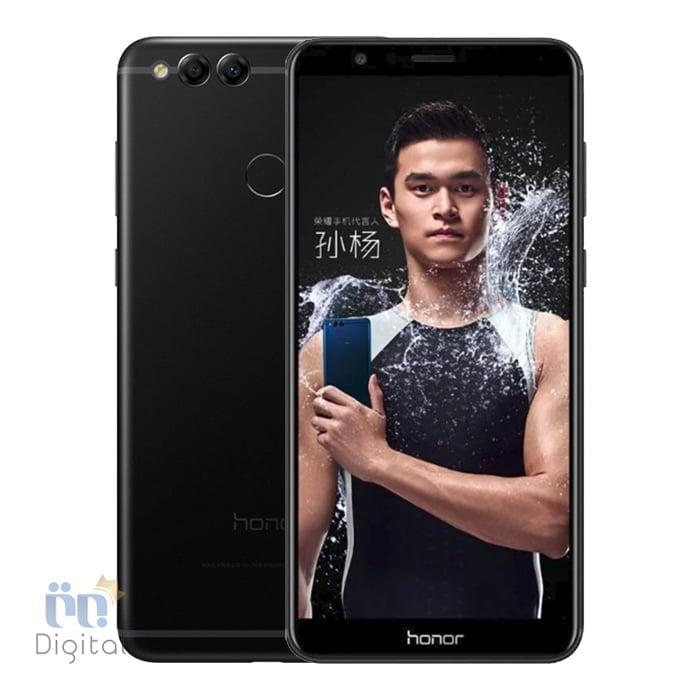 گوشی موبایل هواوی مدل Honor 7X ظرفیت ۶۴ گیگابایت موبایل دو سیم کارت, موبایل فبلت, موبایل مناسب عکاسی, موبایل مناسب عکاسی سلفی