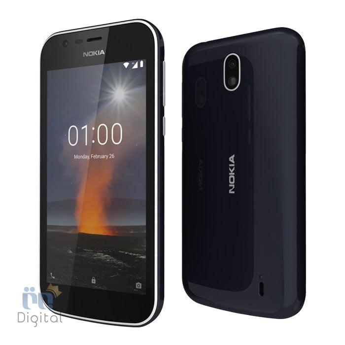 گوشی موبایل نوکیا مدل ۱ موبایل دو سیم کارت