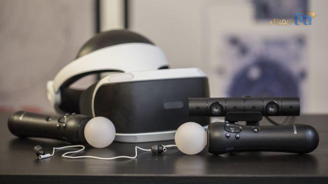 پک کامل واقعیت مجازی PlayStation VR