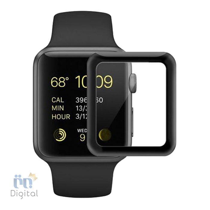 محافظ صفحه نمایش COTEetCI مدل ۴D Full Cover Tempered Glass مناسب برای اپل واچ ۴۲ میلی متری لوازم جانبی محافظ صفحه نمایش