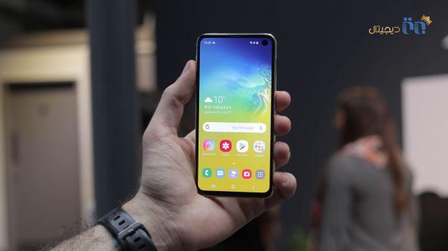 گوشی سامسونگ مدل Galaxy S10e