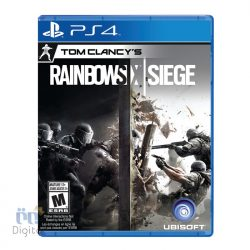 Rainbow Six Siege بازی PS4