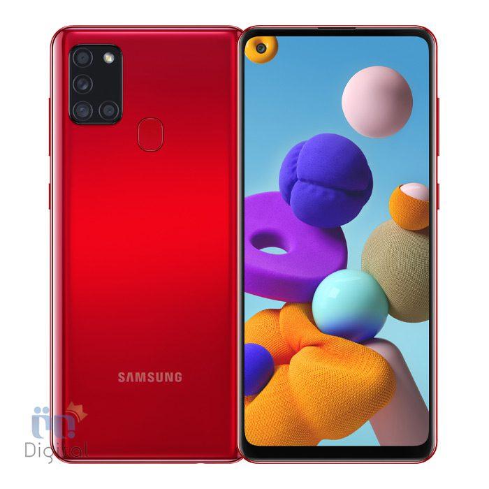 گوشی موبایل سامسونگ مدل Galaxy A21s ظرفیت ۳۲ گیگابایت