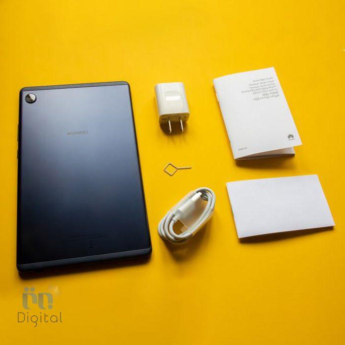 آنباکسینگ هواوی MatePad T8