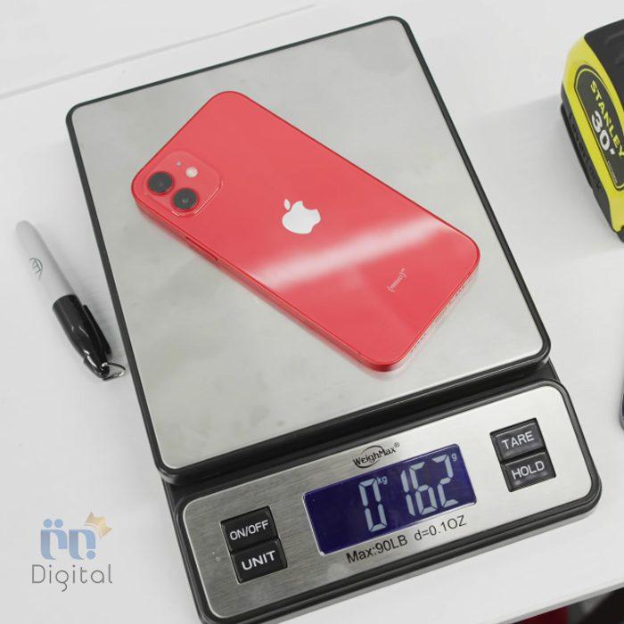 وزن گوشی iPhone 12