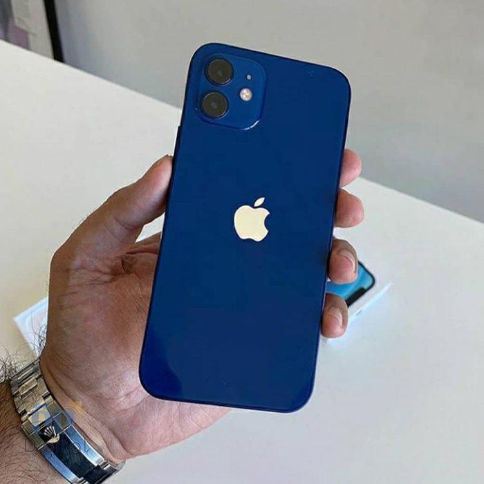 قسمت پشت گوشی iPhone 12