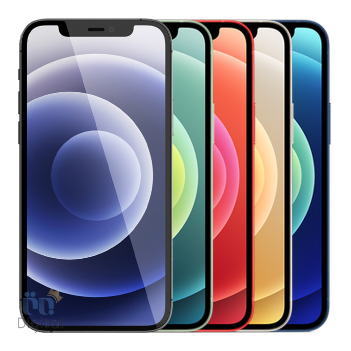 رنگ بندی اپل iPhone 12 Mini